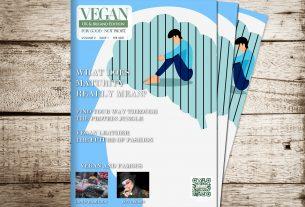 vegan magazine, uk, ireland